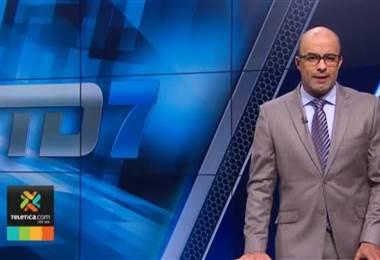 Michael Barrantes sigue en duda para la final, pese a que ya entrena con el balón