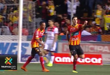 Herediano divide su cuota goleadora en 16 jugadores