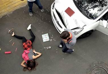 """Conozca la campaña de Cosevi llamada """"La velocidad mata"""""""