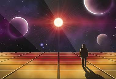 Universo sigue en expansión