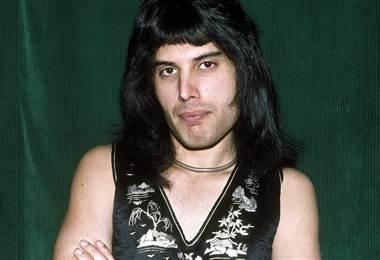 Freddie Mercury fue de los más buscados