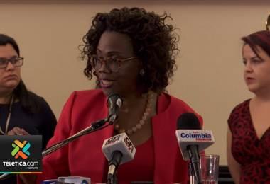 Epsy Campbell ya no es más la ministra de Relaciones Exteriores y Culto