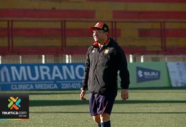 Jafet Soto recibió oferta de la Fedefútbol para ser el nuevo director deportivo
