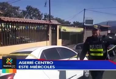 Dueño de una venta de carros en Aserrí fue asesinado de múltiples disparos este miércoles