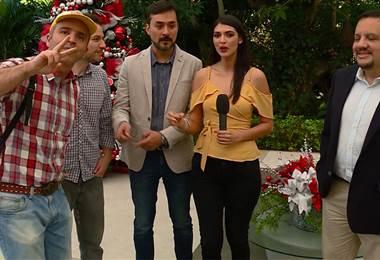 Maikol Yordan visitó Buen Día para hablar de su nueva película