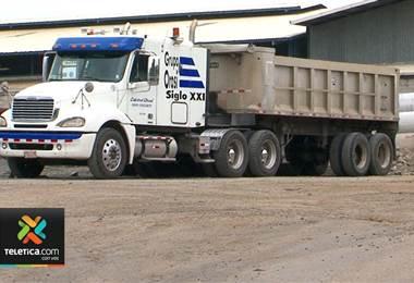 Grupo Orosi será explusada de la construcción de la carretera a Monteverde