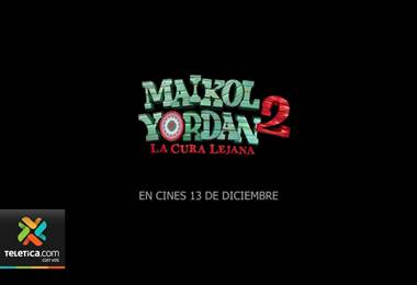 Desde este jueves se exhibe Maikol Yordan 2 en cines costarricenses