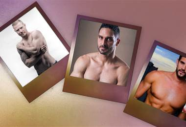 Conozca los hombres famosos del país que las mujeres desean ver en un calendario