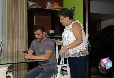 Nel López ahora se dedica a la venta de manualidades