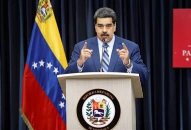 Nicolás Maduro de 56 años de edad