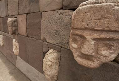 Los objetos encontrados son de la cultura Tiwanaku