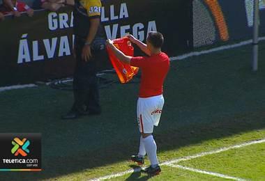 Antonio Pedroza espera ganarse la titularidad para la final