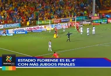 Rosabal Cordero es el cuarto estadio con más finales