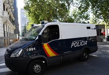 Policía en España detiene a neonazis