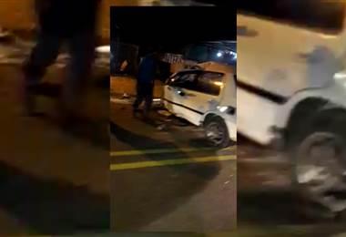 Madre y sus tres hijos fallecen en aparatoso choque en Río Claro de Golfito