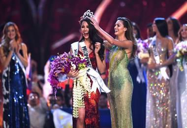 Miss Universo 2018.