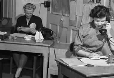En la década del 60 representaban el 6% de los empleados en EE.UU.