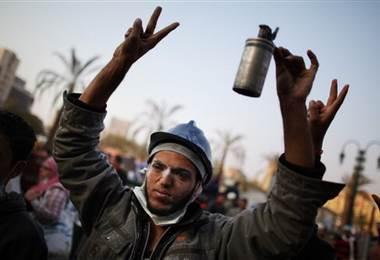 Gas lacrimógeno. BBC Mundo.