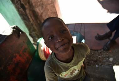 Haitianos en Chile |AFP.