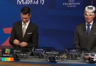 Real Madrid de Keylor Navas se medirá ante el Ajax de Holanda en octavos de final de Champions League