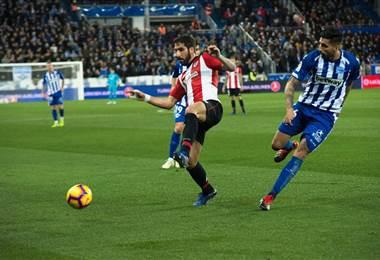 Athletic de Bilbao empató ante Alavés. Athletic Club
