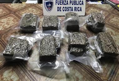 Marihuana,cocaína y opio