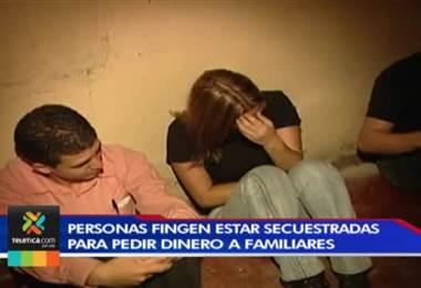 OIJ tras la mira de personas que fingen estar secuestradas para pedir dinero a familiares