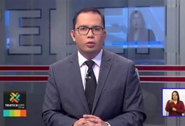 Sujeto disparó contra un hombre que estaba dentro de un carro en una gasolinera en Escazú