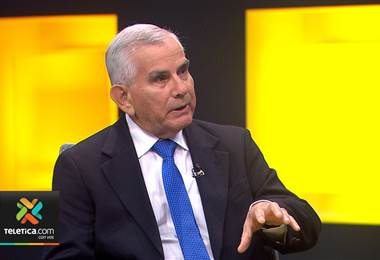 Entrevista con viceministro de Transportes, Eduardo Brenes