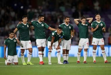 Chivas de Guadalajara. FIFA World Cup