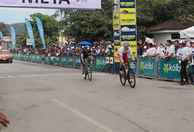El ruso Artur Ershov ganó la tercera etapa de la Vuelta a Costa Rica 2018. Andrés González