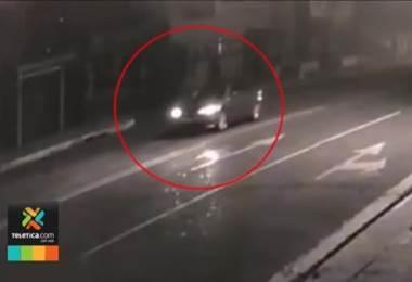 OIJ busca vehículo usado en homicidio del narco alias 'gringo'