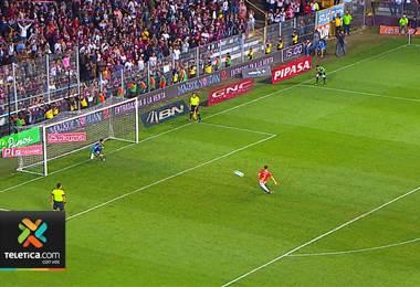 Si Herediano gana la final en penales haría historia al superar tres tandas de penales seguidas