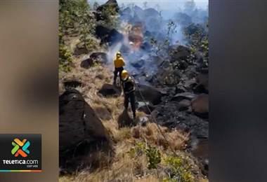 100 bomberos se preparan para enfrentar los incendios forestales que se avecinan