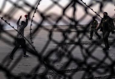 Redada de traficantes de migrantes. BBC Mundo