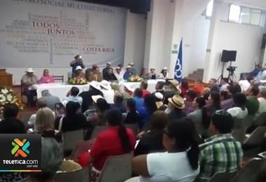 Cooperativas y solidaristas anuncian alianza contra impuestos a las utilidades de los trabajadores
