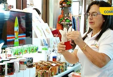 Apoyo del IMAS y el Banco Nacional empodera a pequeños artesanos costarricenses
