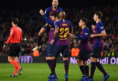 FC Barcelona |Facebook UEFA Champions League.