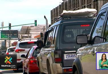 Estado de la Nación identificó los diez puntos más críticos de congestionamiento en la GAM.