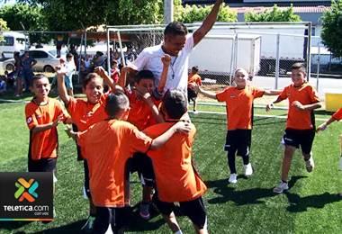 Restauración de la plaza de deportes en Pavas beneficiará a más de 40.000 personas