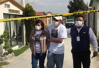 Recuperación de cuerpo de fosa común en México. BBC Mundo.