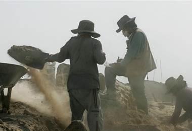 Perú descubrimiento arqueológico. AFP.