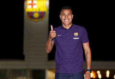 Fotografía tomada del Facebook oficial del FC Barcelona