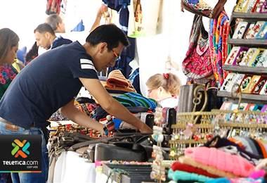 Feria de artesanías se realizará hasta este domingo en La Sabana
