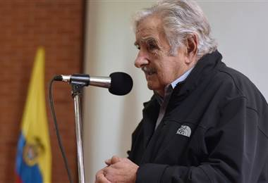 José Mújica. BBC Mundo.