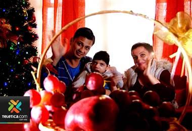 Sueño de Navidad: niño con cinco quistes y múltiples padecimientos al fin tiene una vivienda digna