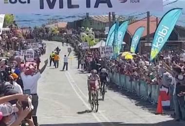 Etapa de la Vuelta Ciclística a Costa Rica 24 diciembre 2018