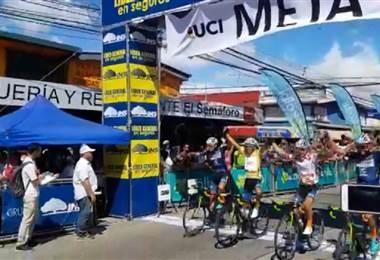 Bryan Salas Vuelta a Costa Rica 2018