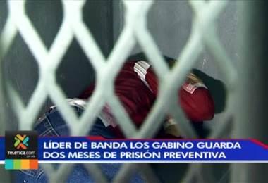 Líder de banda del Infiernillo guarda prisión preventiva por el intento de asesinar a un policía