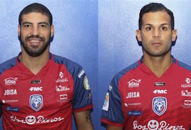 Fichajes del equipo de AD San Carlos.